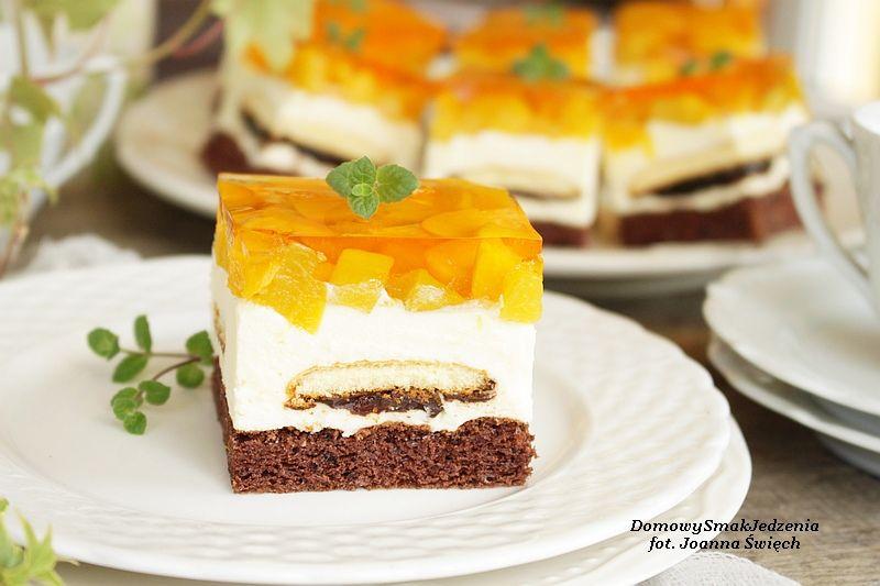Ciasto Tygrysek Domowy Smak Jedzenia Pl Ciasta W 2019 Foods