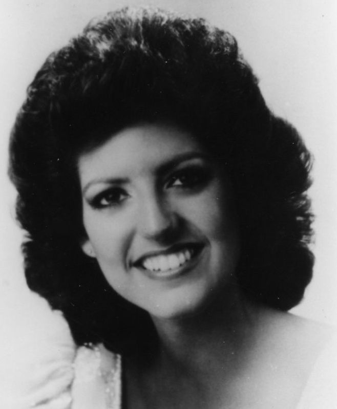 Sherri Bowman, Miss Iowa 1985 - Competed for title of Miss America 1986 in Sept. 1985
