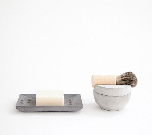 Concrete Shaving Kit