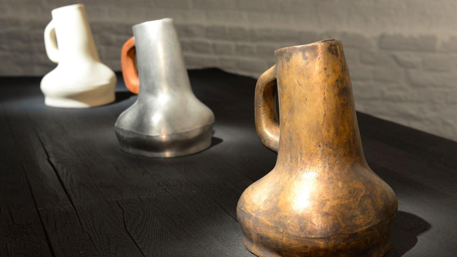 Futur Archaïque, Nacho Carbonell. Hot Kettles When will design find its new raison d'etre? - #Artemest #artemestmag