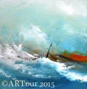2015-Nathalie Freniere participe à ARTour !! :-))