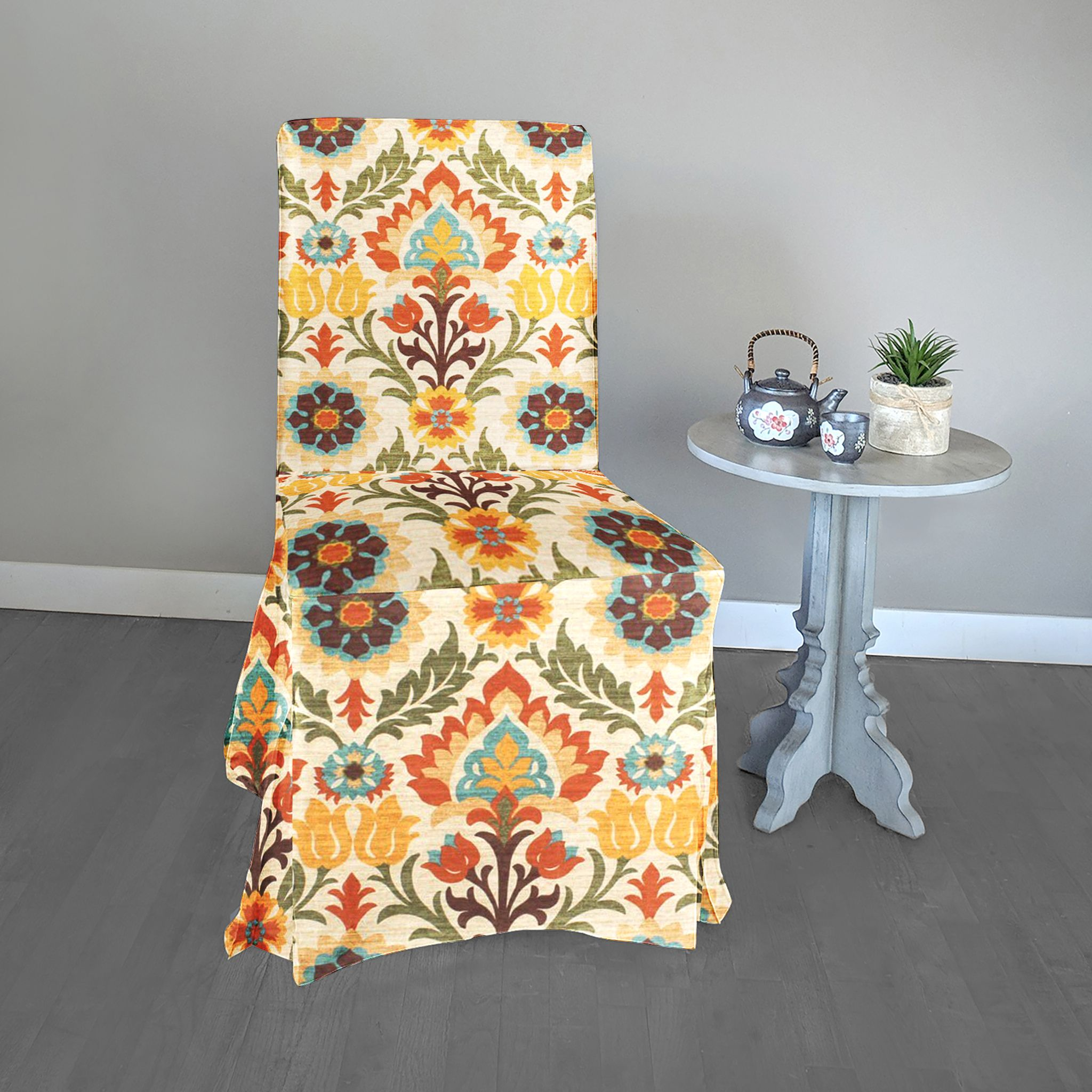 IKEA HENRIKSDAL Chair Cover, Santa Maria Adobe