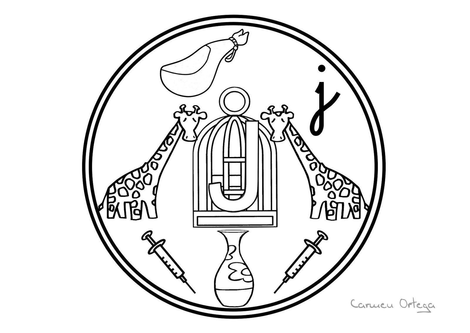 Mandalas con las letras del abecedario | métodos | Pinterest