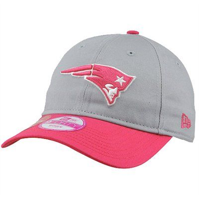 f4b447878 New England Patriots Ladies Breast Cancer Awareness Pink Hat ...