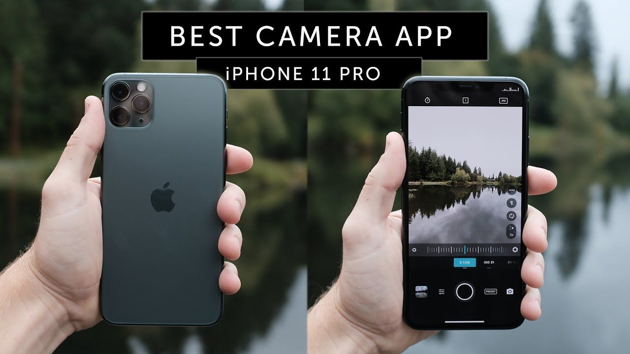 Control Your iPhone 11 Pro Like a DSLR Camera YouTube