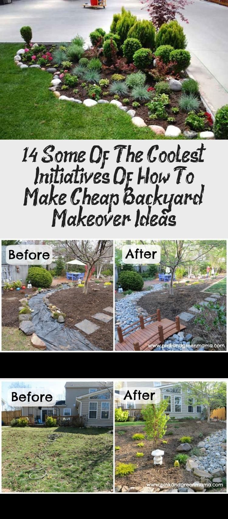 14 Some Of The Coolest Initiatives Of How To Make Cheap Backyard Makeover Ideas Cheap Backyard Makeover Ideas Cheap Backyard Backyard Makeover