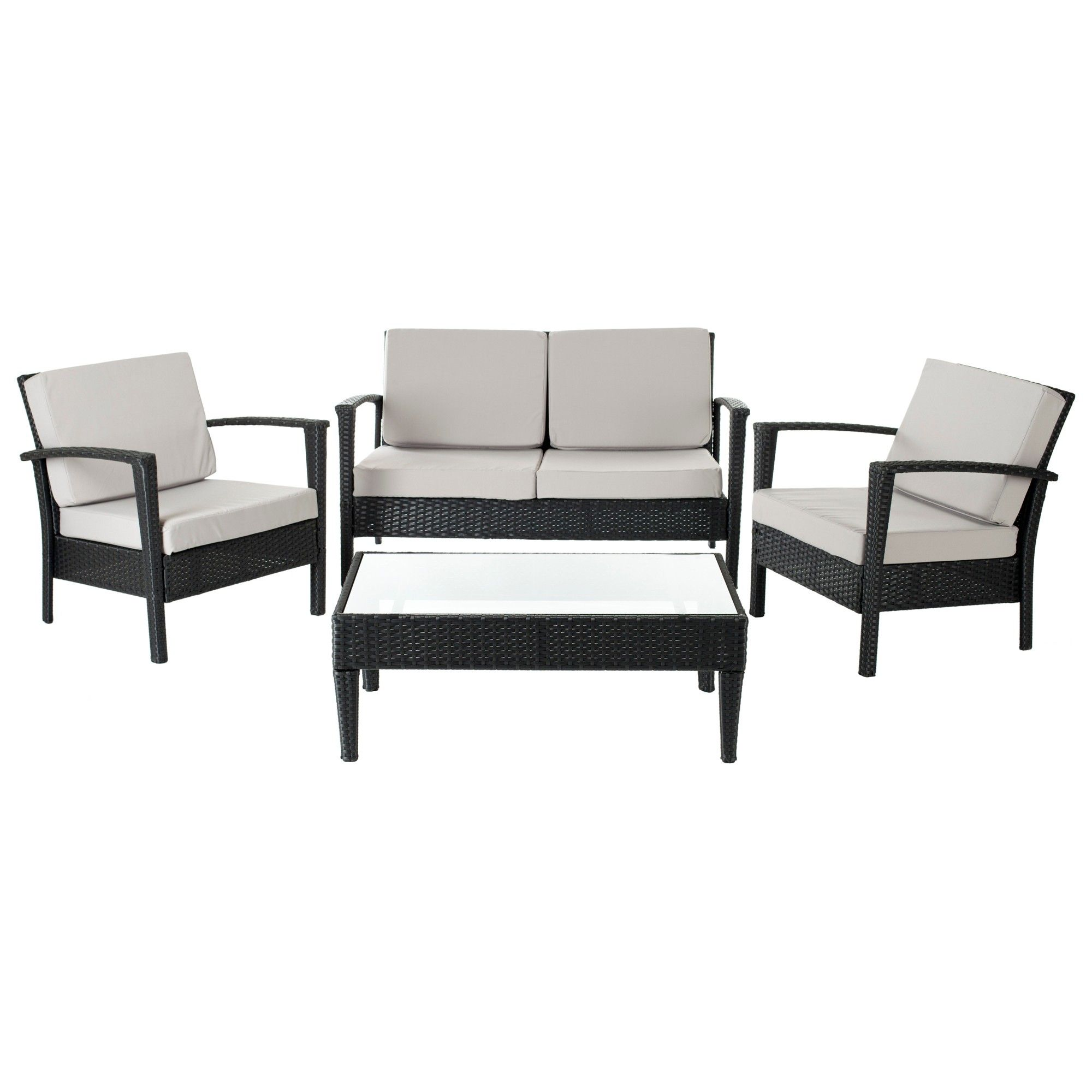 Küchendesign hong kong piscataway piece set  blackgray  safavieh in   products