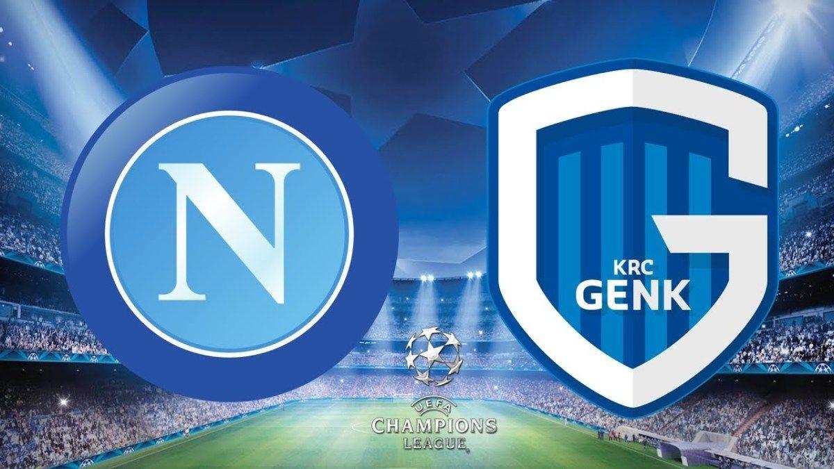 Napoli X Genk Veja Como Assistir Ao Jogo Da Liga Dos Campeões Ao Vivo Na Tv E Online Liga Dos Campeões Campeão Napoli
