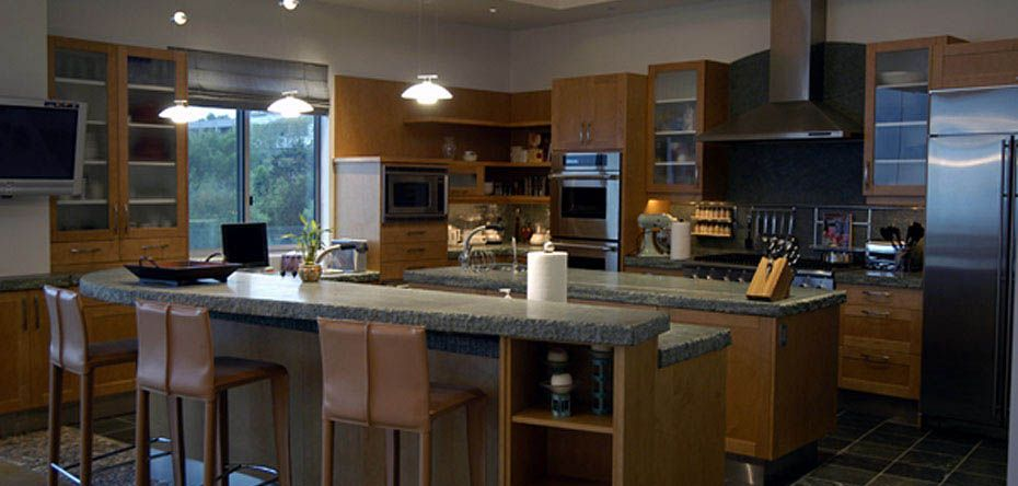 Private residence San Diego, CA. Designed by David Robinson Designs.