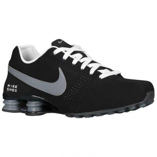 645422617924 Tênis Tênis Masculino Nike Shox Deliver Preto E Branco