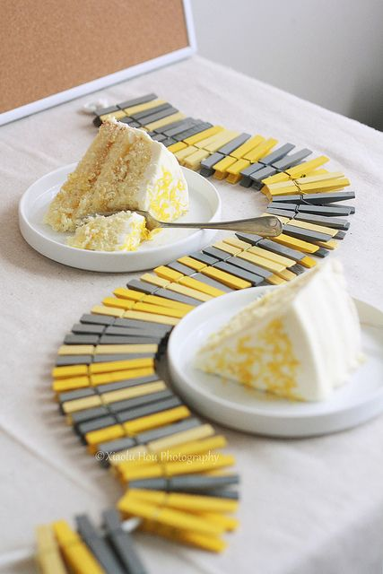 Sliced Lemon Layer Cake for Mother's Day Craft Photo Shoot by Xiaolu // 6 Bittersweets, via Flickr