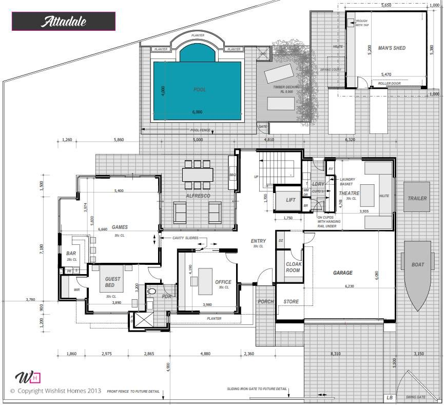 best house plan website attadale 3 storey modern home to capture views best home builders site plan how to plan 1223