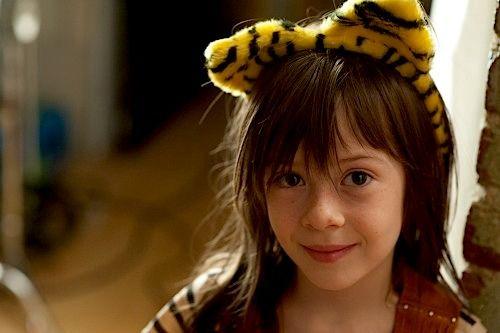 "Maisie (Onata Aprile) in ""What Maisie Knew"""