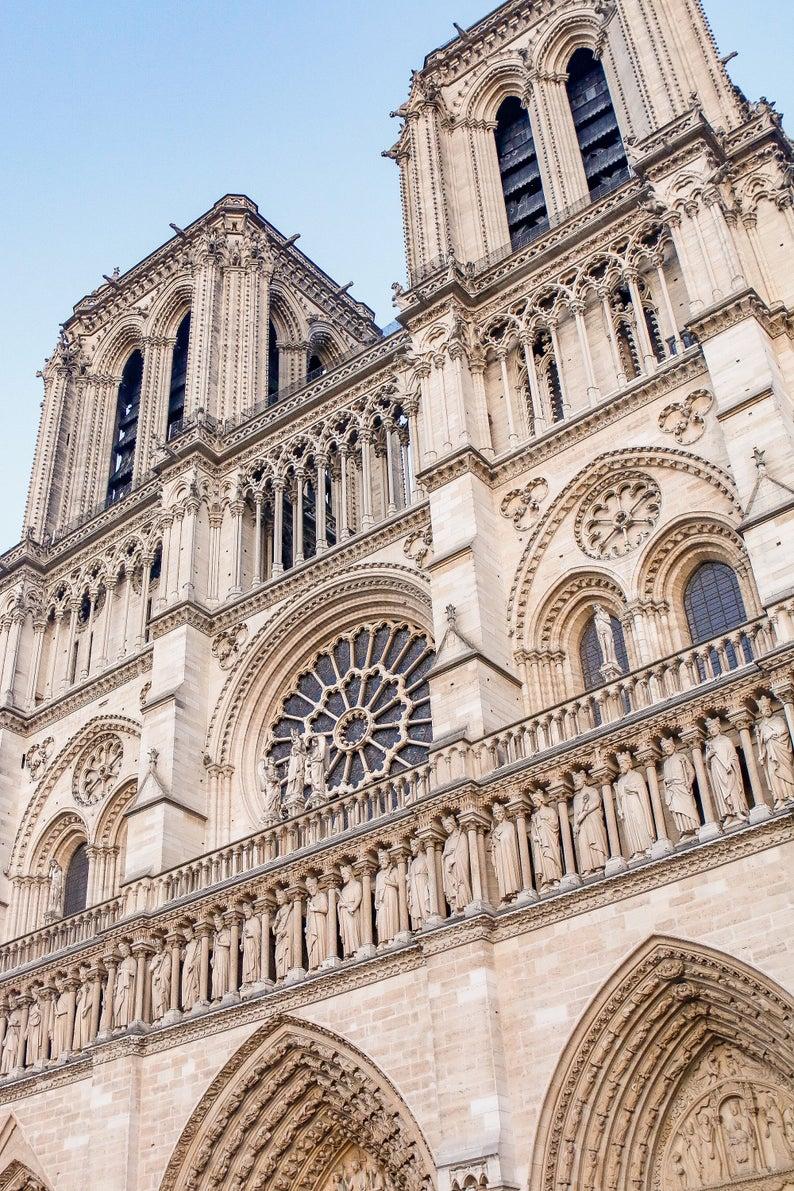 Notre Dame Paris France Notre Dame Photo Paris France Etsy Paris Photos Dream Travel Destinations Travel Dreams