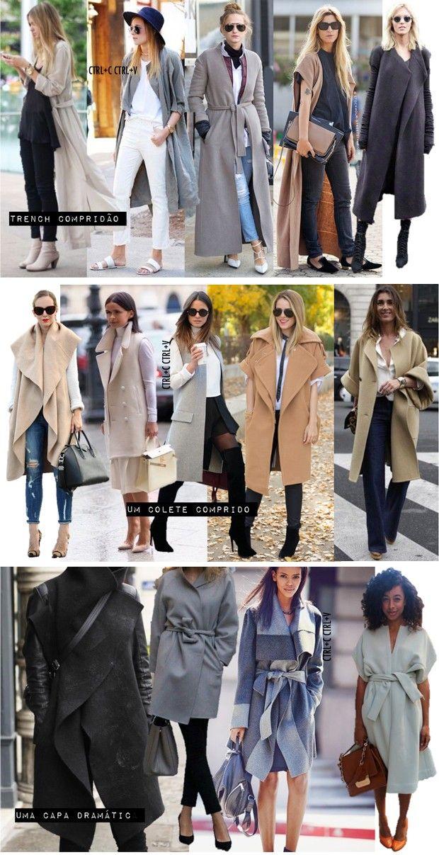49 IDEIAS PRA ATUALIZAR SEU LOOK PRO OUTONO E INVERNO - Fashionismo 47d7061aa8c