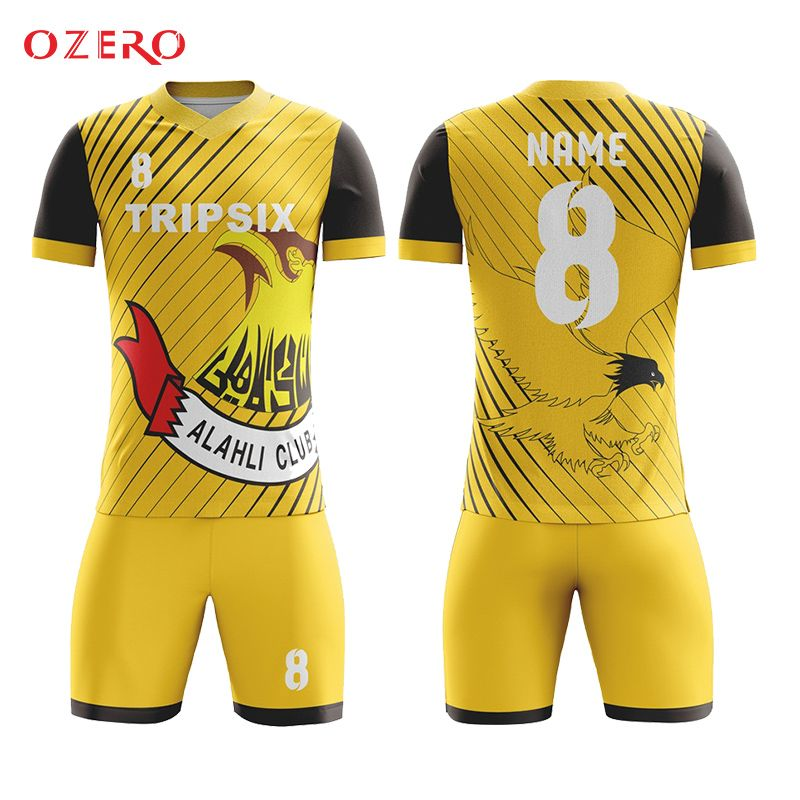 c6ba27eaf33 Find More Soccer Jerseys Information about hot sale high quality kids short  sleeve full sublimation soccer