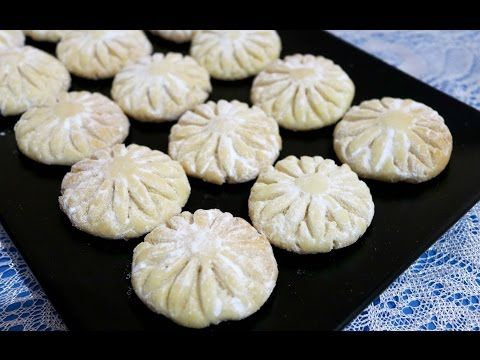حلوة دواز اتاي 3 اشكال من عجينة واحد رائعة واقتصادية تدوب في الفم Youtube East Dessert Recipes Desserts