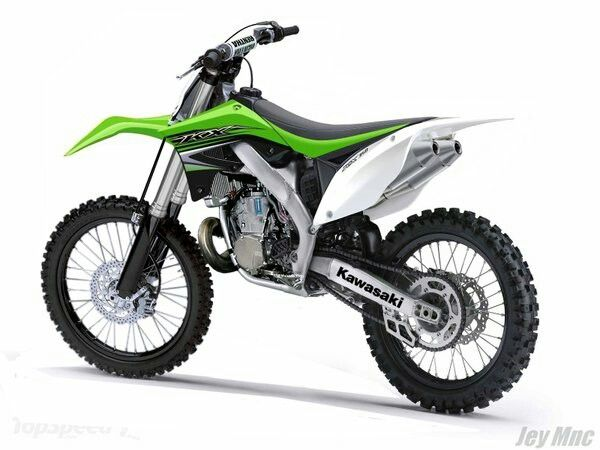 2017 KX350 2-Stroke (prototype) | DIRT BIKES | Motocross bikes, Bike