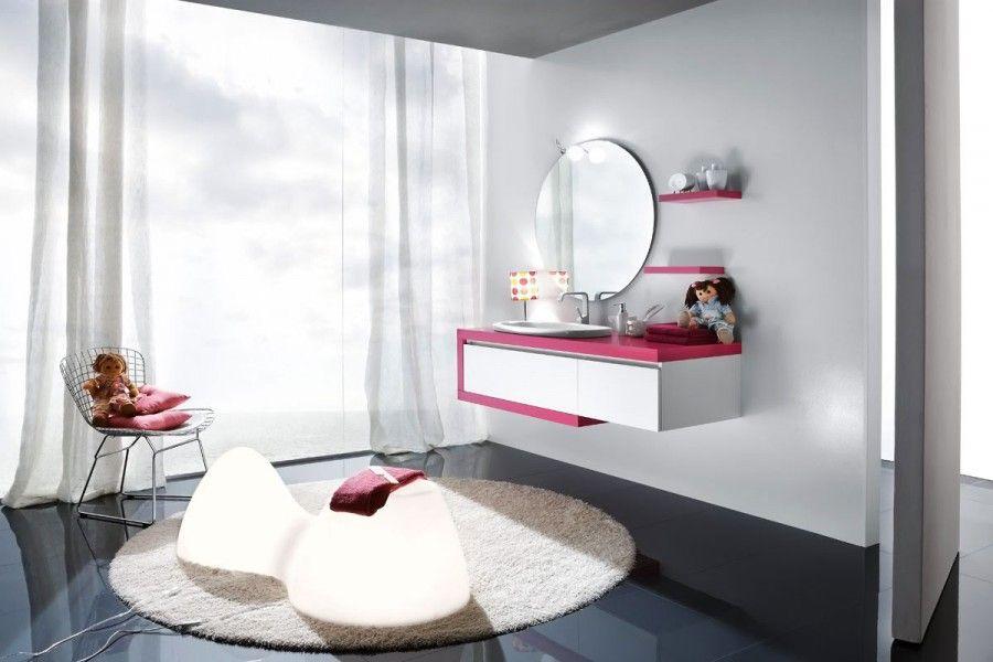 Modern Minimalist Bathroom Idea For Girlsthe Italian Design Entrancing Bathroom Design Company Inspiration Design