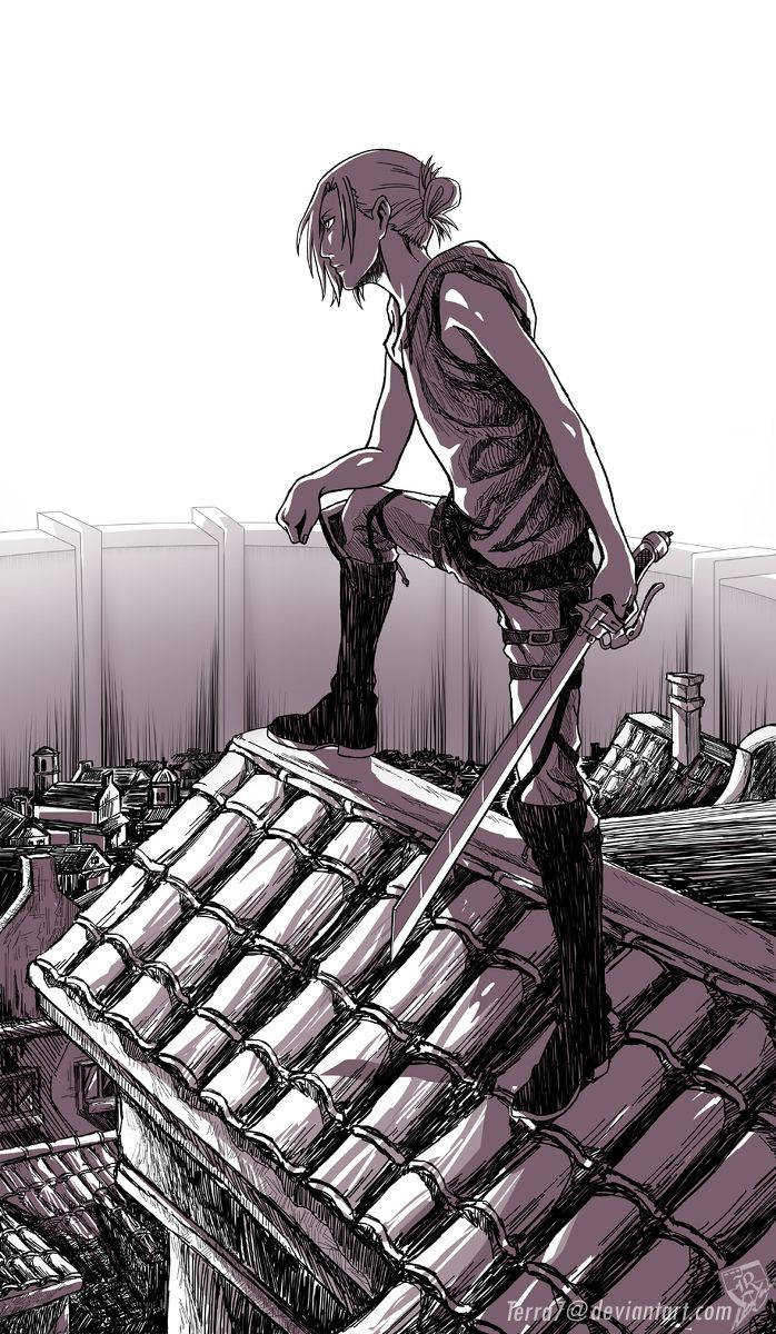 Snk Shingeki No Kyojin Aot Attack On Titan Annie Leonhart Anime Fanart Sailormeowmeow Attack On Titan Attack On Titan Anime Attack On Titan Art