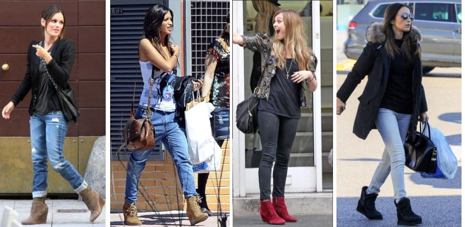 cd25e341 ... Mujer, de QuéAltaEres. Botas y botines moda Invierno 2019 #Botas otoño  #invierno #botas #botasmujer #