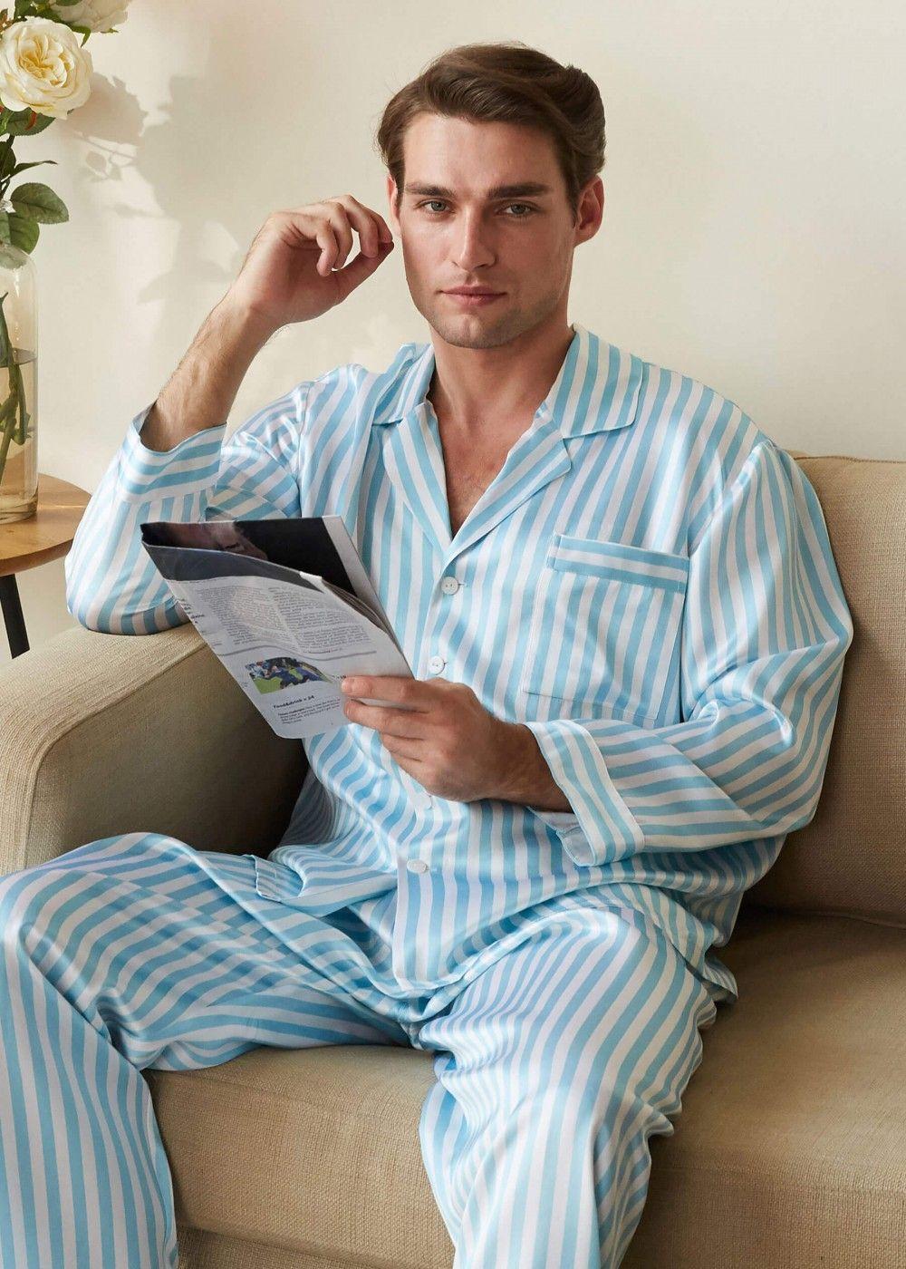 Как выбрать мужскую пижаму