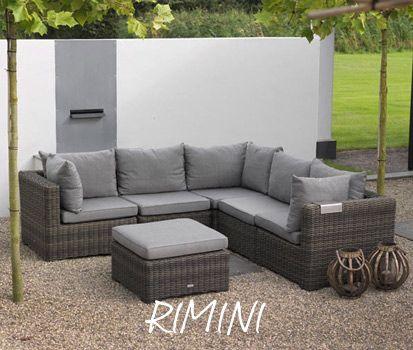 Entdecken Sie Rimini Lounge Fur Ihren Garten Aussenmobel Gartenmobel Lounge Gartenmobel