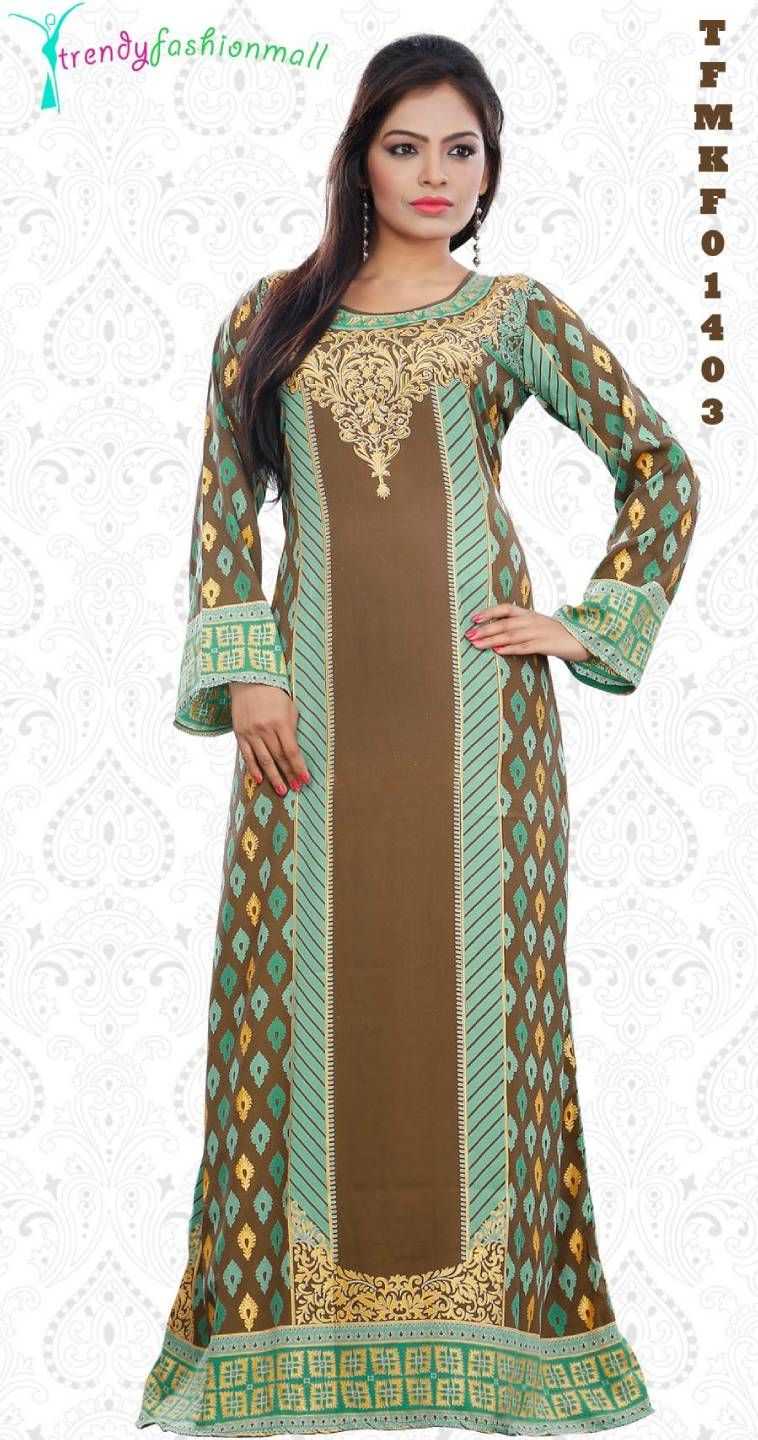WOW! 20% OFF - Colorful Kaftans - Abaya - Maxi dresses -