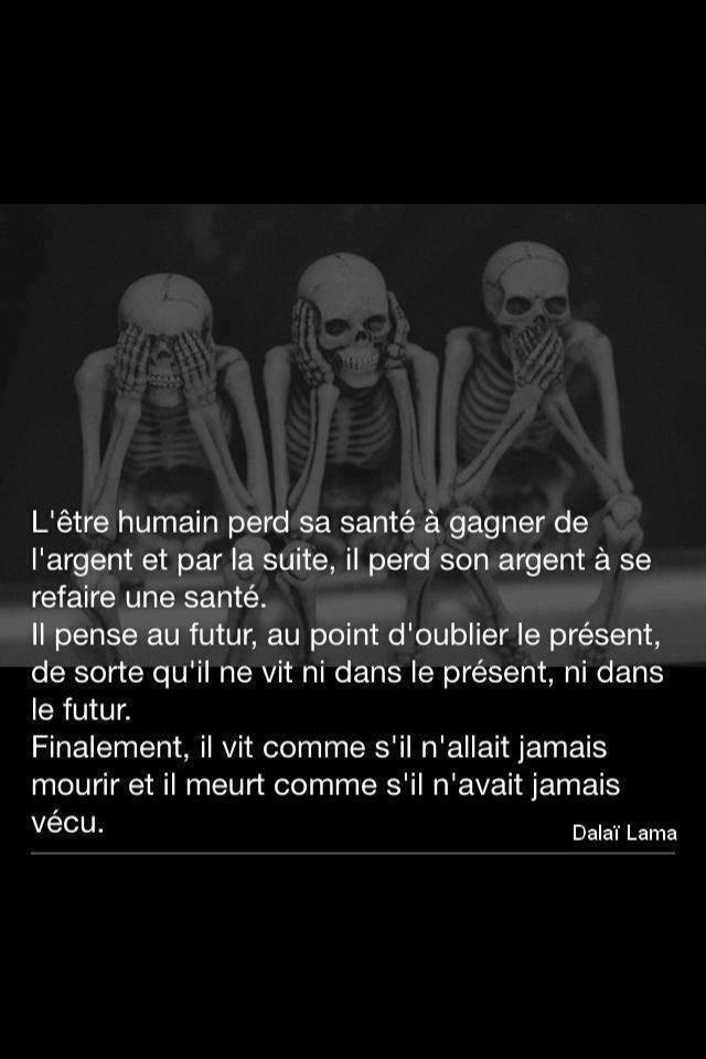 On Sait Ce Qu'on Perd : qu'on, Épinglé, MariePau, Pastor, Citation,, Pense, Citation, Sante