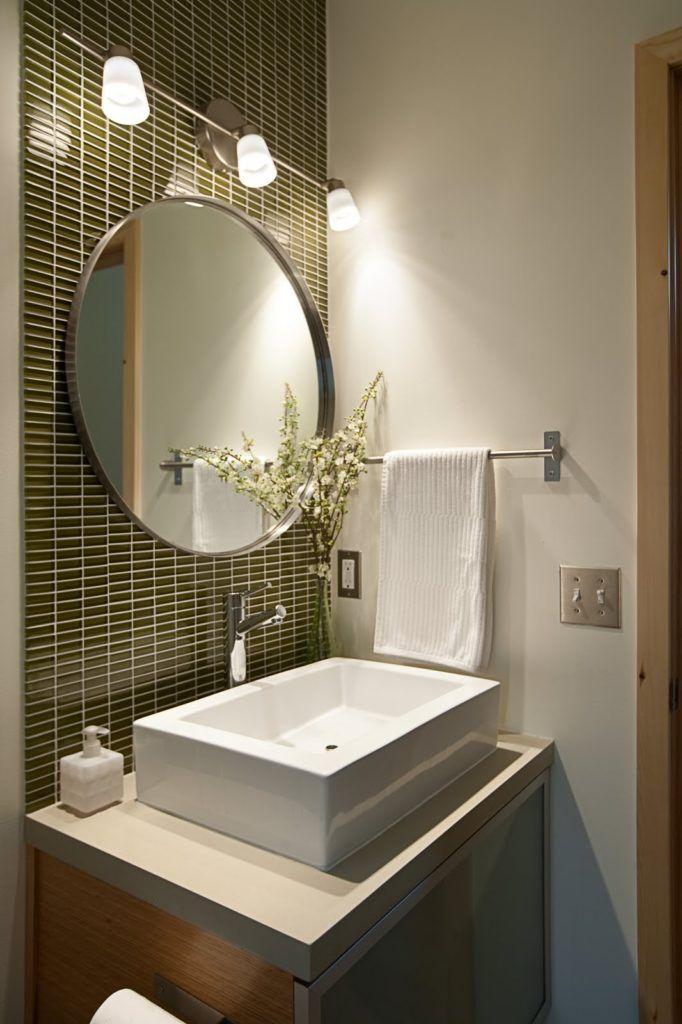 Modern Half Bath Ideas Half Bathroom Decor Guest Bathroom Design Half Bath Remodel