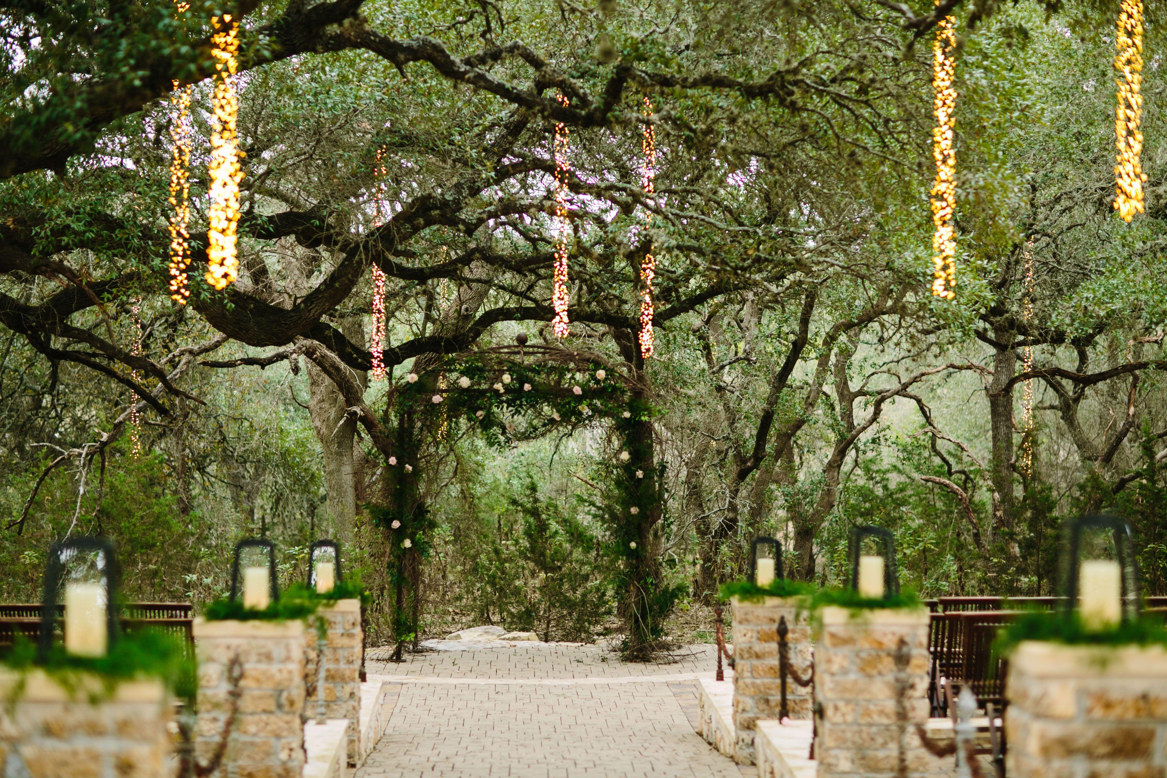 Camp Lucy Dripping Springs TX Weddings Austin Wedding