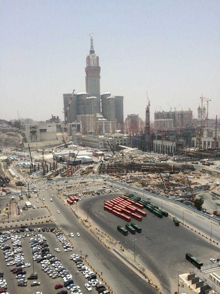 مشروع توسعة الحرم المكي Mecca Masjid Beautiful Mosques Muslim Images