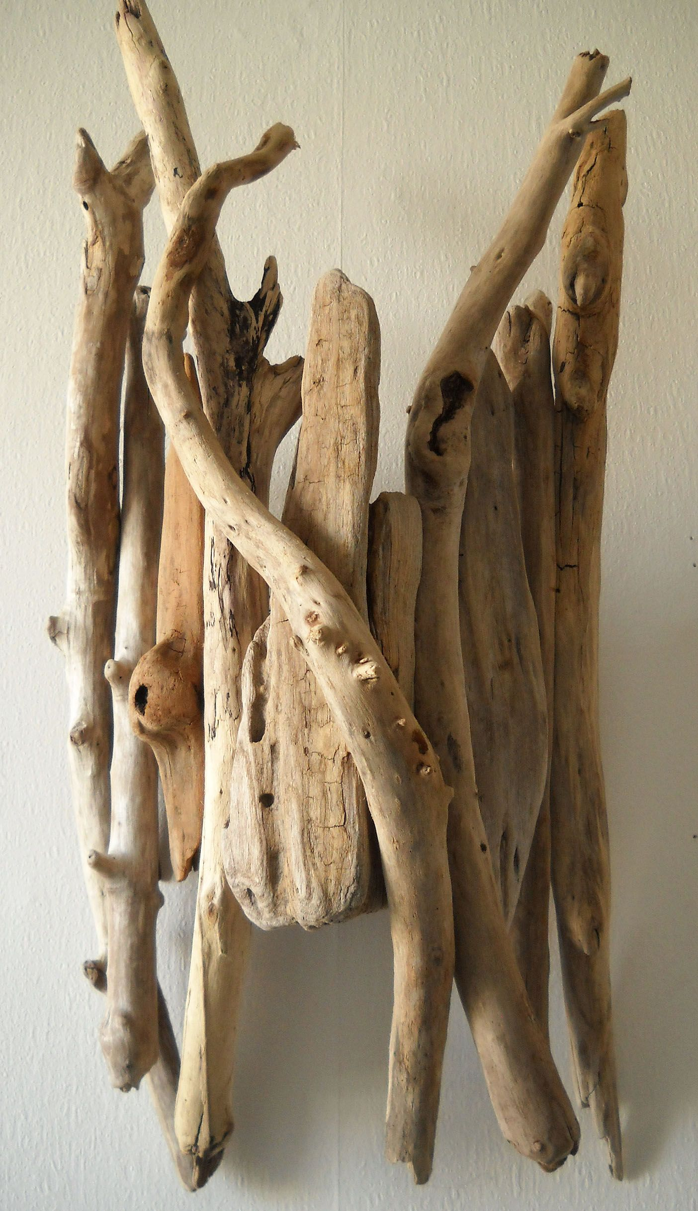 Fabriquer Une Applique En Bois applique n°21 | | au fil de l'eau - bois flotté | applique