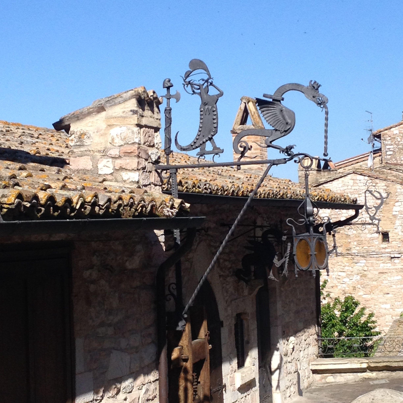 Scorci di Assisi