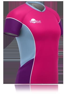 Women S Rugby Shirt Design By Samurai Sportswear Deisgn Your Own Team Kit At Www Samurai Sports Com Women S Rugby Shirts Football Jersey Shirt Rugby Uniform