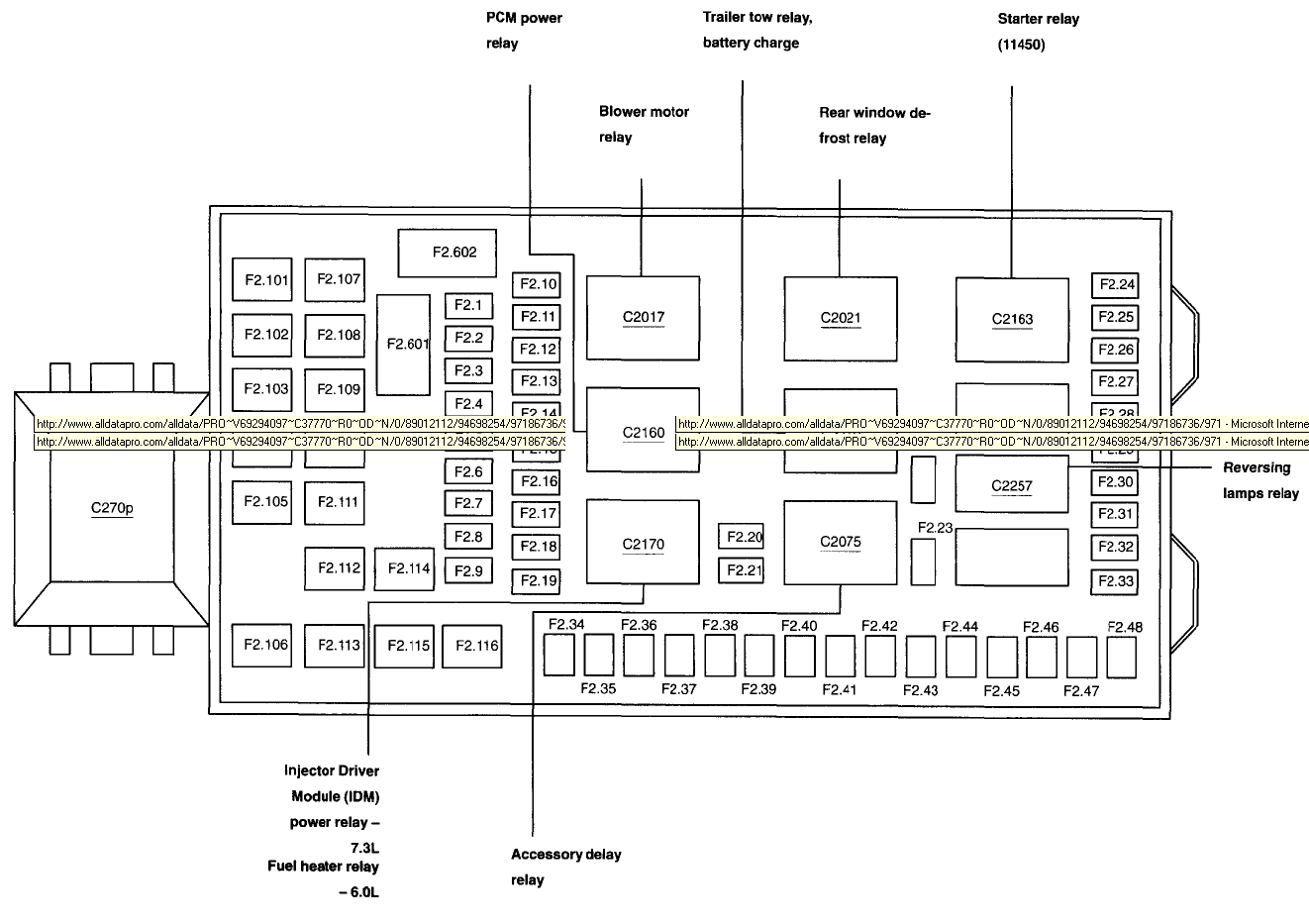 2012 mercedes e350 fuse box diagram