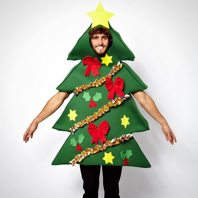 Christmas Tree Onesie.15 Holiday Photo Booth Props To Make You Lol Christmas