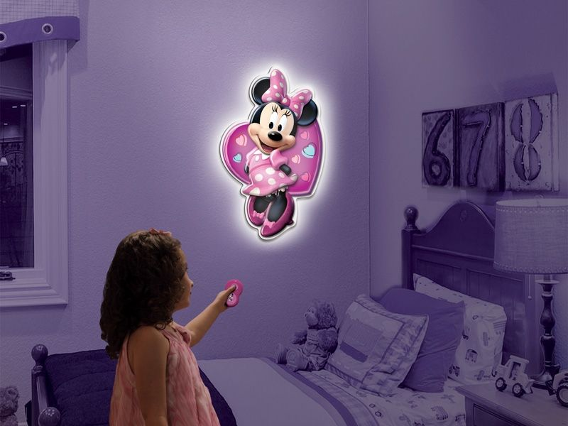 Minnie Mouse Wall Friends Giveaway Minnie Mouse