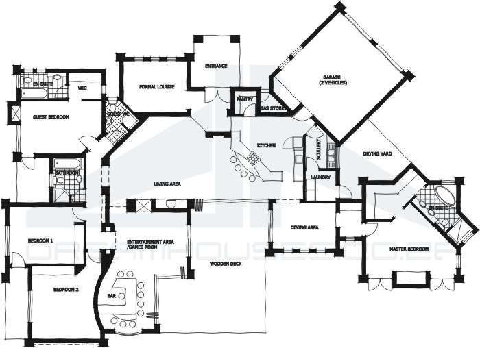 4 bedroom modern house plans south africa. 4 bedroom modern house plans south africa   design ideas 2017 2018