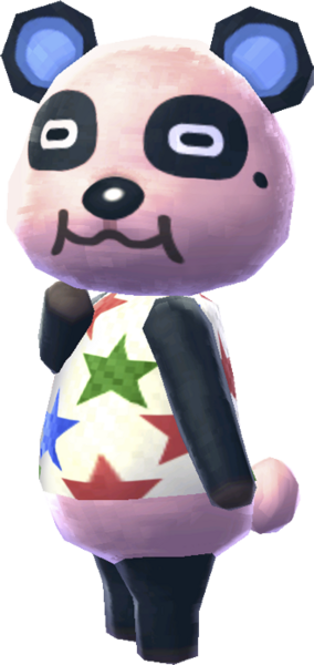 The animal/villager that I really want in my town right ...