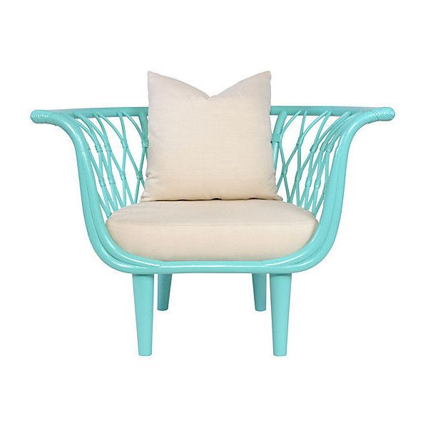 amsterdam rattan bucket chair sea glass accent occasional chairs