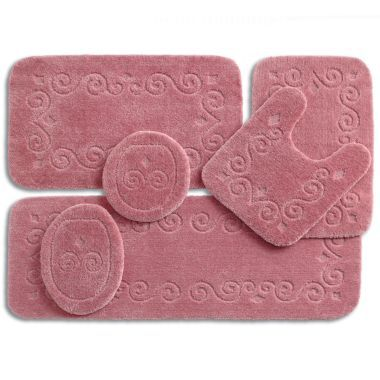 Jcpenney Home Blair Bath Rug Collection Found At Jcpenney Bath Rug Bath Rugs Contour Rug