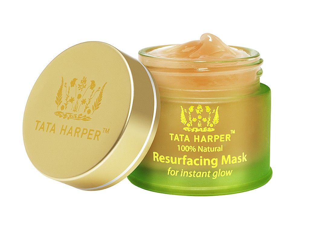 Resurfacing Mask | Exfoliating Mask Treatment | 100% Natural Antiaging Skincare - Tata Harper Skincare