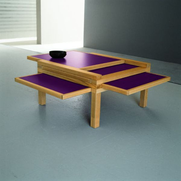 Charmant Expandable Coffee Tables By Sculrtures Jeux