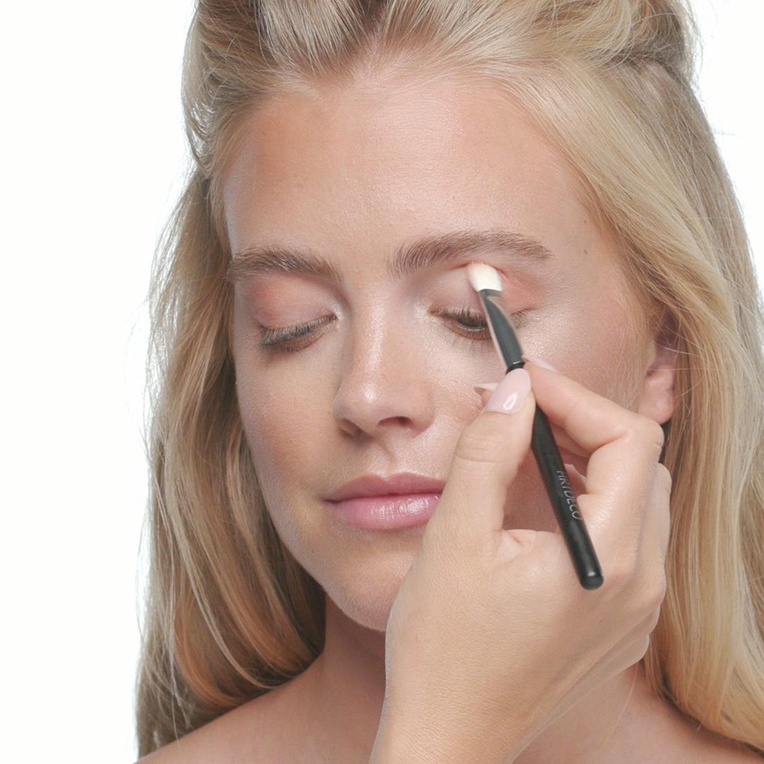Subtle & fresh | Eye make up