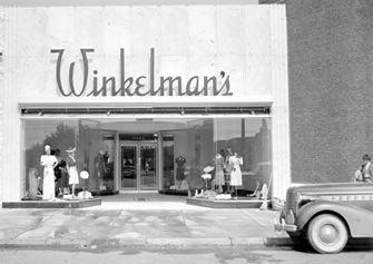 Winkelman's!