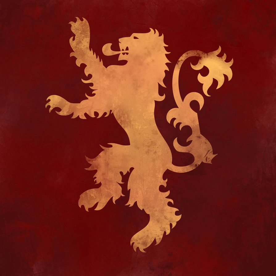 Game Of Thrones The House Of Lannister Banner Lannister Aesthetic Lannister Cersei Lannister Aesthetic