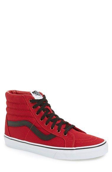 Vans 'Sk8-Hi Reissue' Sneaker (Men) | Vans sk8, Mens vans shoes, Vans