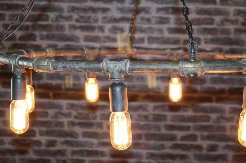 gas pipe lighting vintage gas pipe lighting google search gas pipe pipe lighting pipes basement basement pinterest