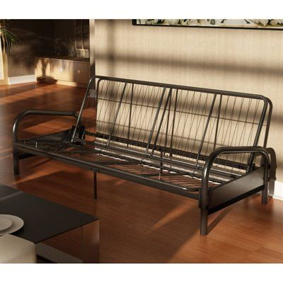 DHP 3105098 Vermont Metal Futon Frame | Stuff to Buy | Pinterest